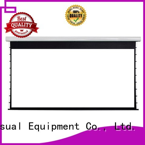 XY Screens steel home movie projector screen equipment for computer