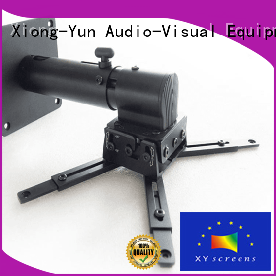 XY Screens universal projector floor mount directly sale for movies