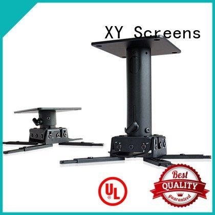 XY Screens universal bracket wall projector bracket ceiling mount dj1c