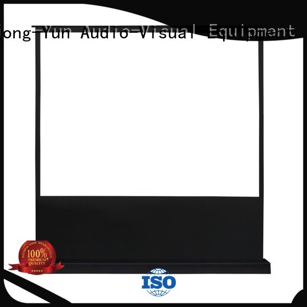 XY Screens portable pull up projector screen with good price for indoors