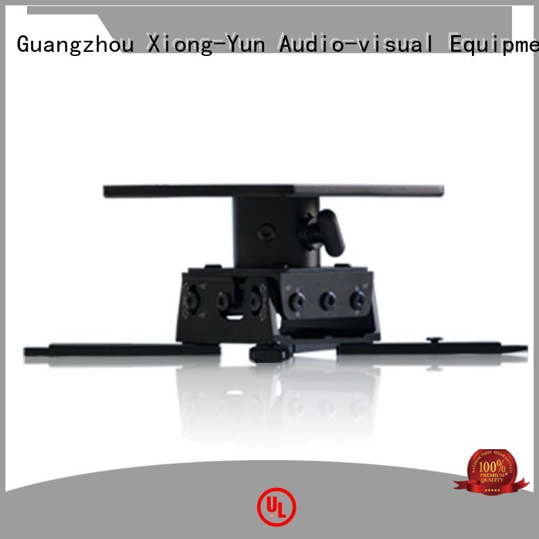 XY Screens fast folding projector floor mount from China for television