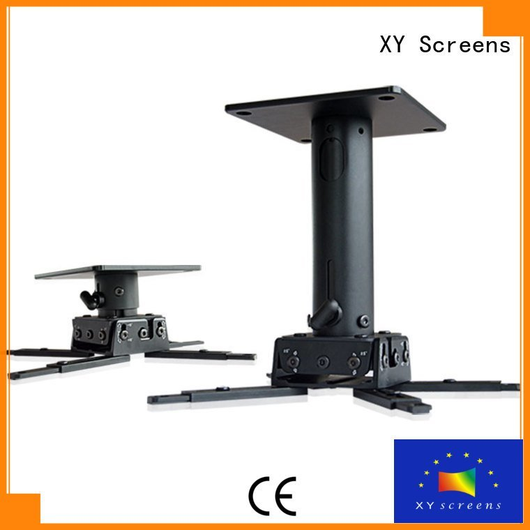 XY Screens Brand dj1d projector bracket ceiling mount mounted mounts