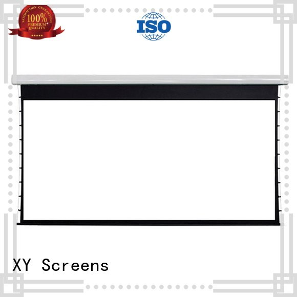 XY Screens normal large portable projector screen directly sale for television