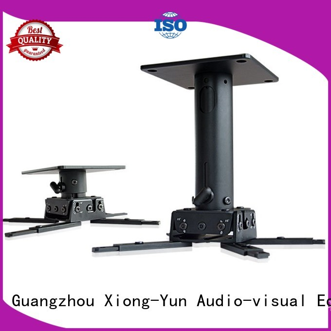 XY Screens universal Projector Brackets series for television