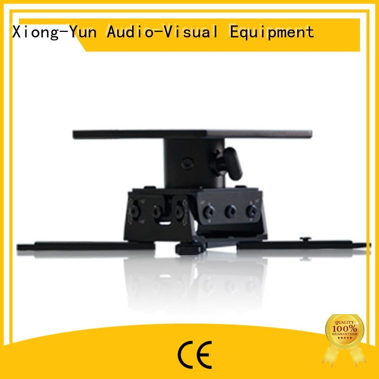 XY Screens projector mount manufacturer for television