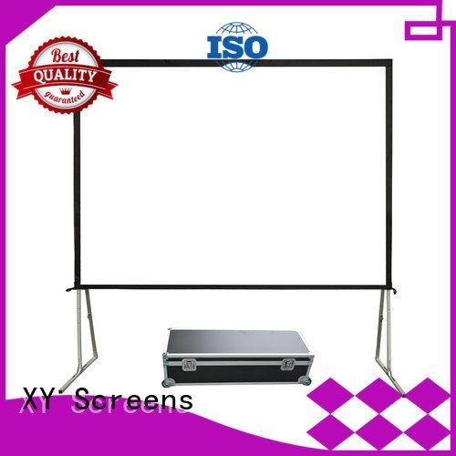 outdoor pull down projector screen 80135 ff1 outdoor projector screen XY Screens Warranty