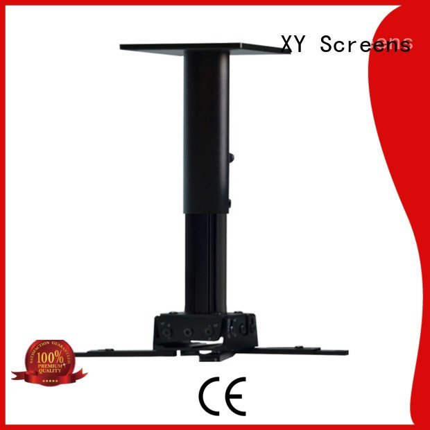 projector bracket ceiling mount dj1d XY Screens Brand Projector Brackets