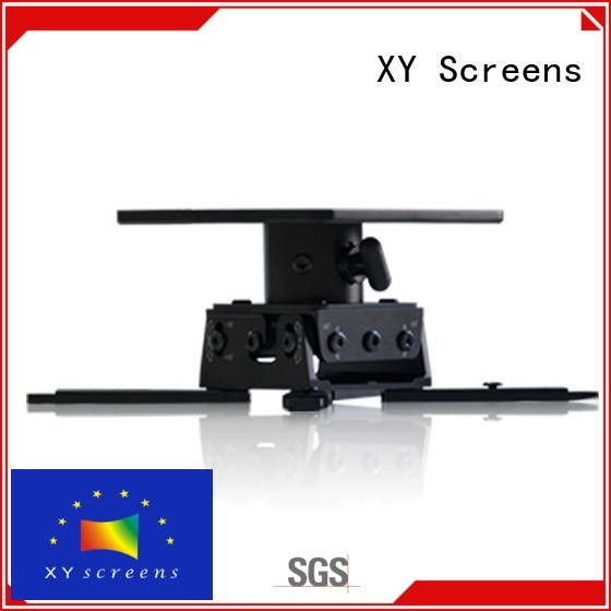 XY Screens mounting large projector mount manufacturer for movies