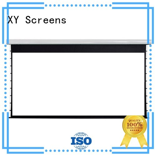 motorized movie projector price customized for computer XY Screens