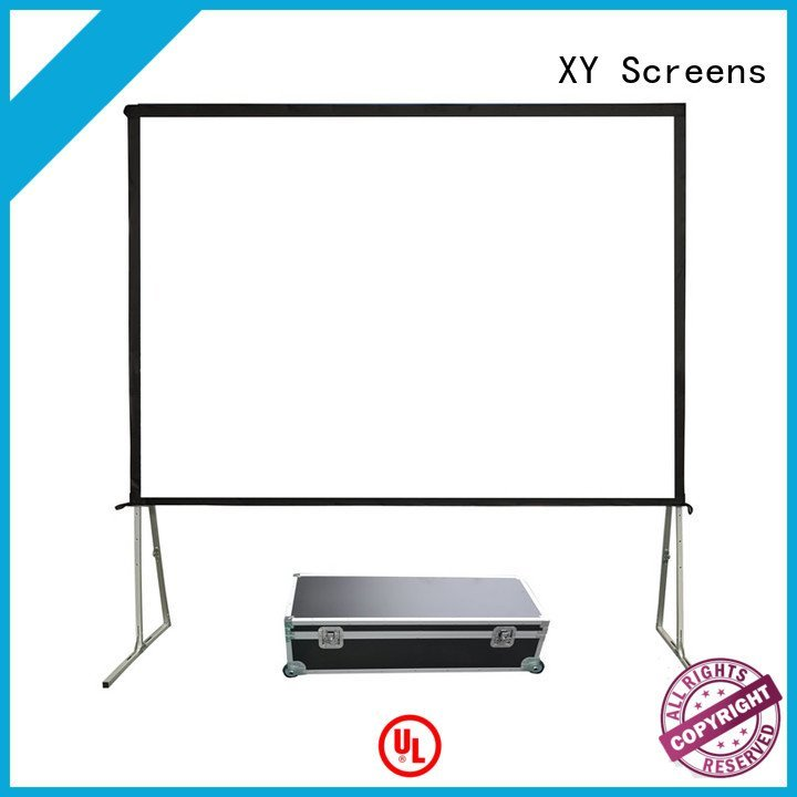 XY Screens Brand projection 80400 bag outdoor projector screen