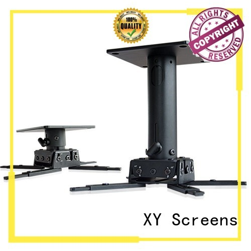 universal projector floor mount customized for movies