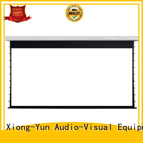 ec150 large portable projector screen XY Screens movie projector price