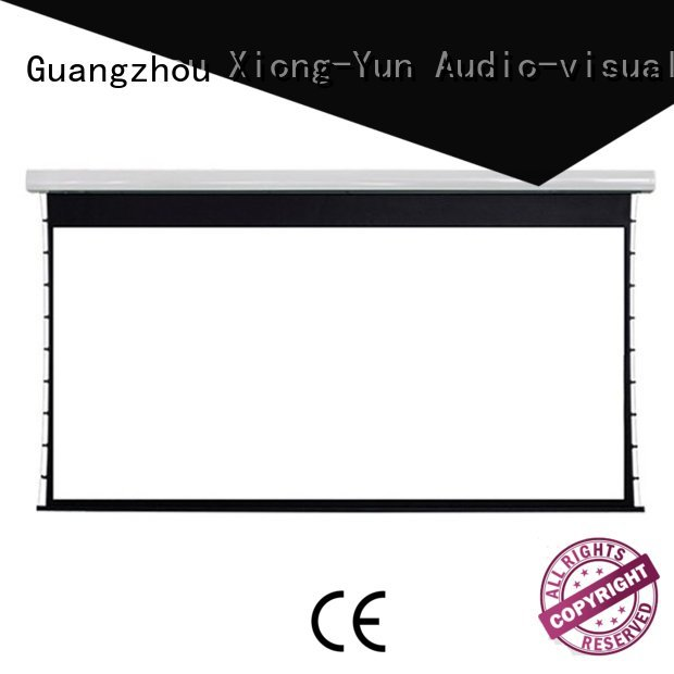 XY Screens large frames customized for television