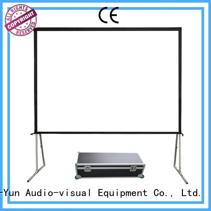 XY Screens best outdoor projector personalized for outdoor