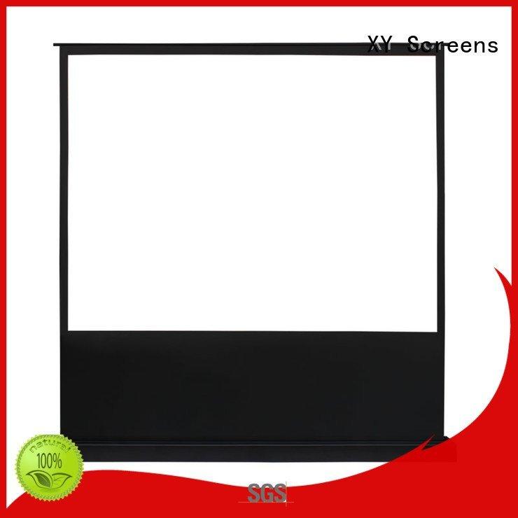 electric screen dlpu pull up projector screen XY Screens