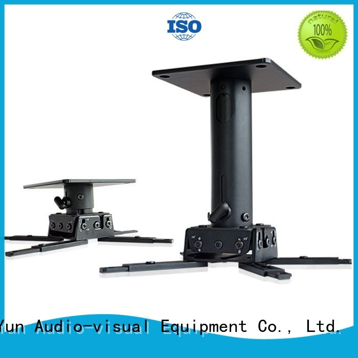 mounted projector floor mount series for television