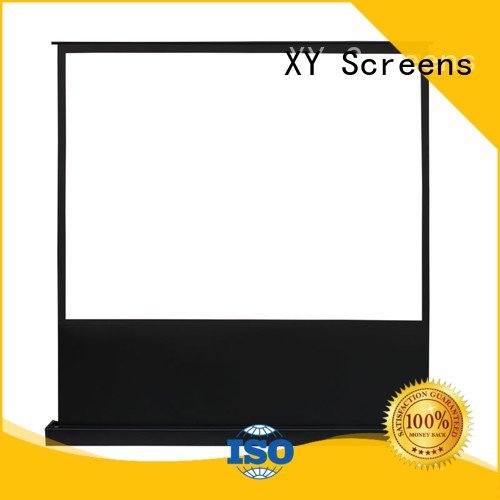 pull up projector screen 16 9 electric pull up projector screen XY Screens
