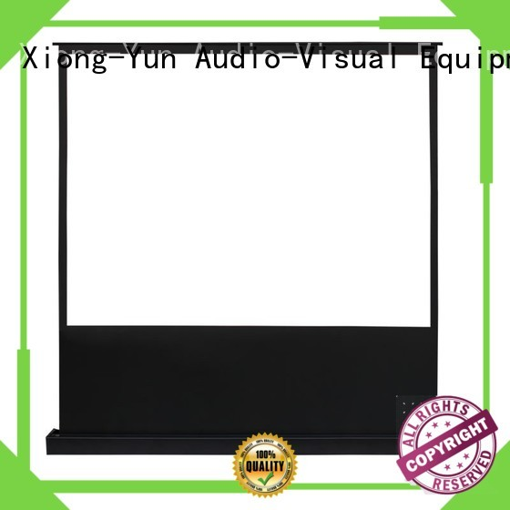 XY Screens projection screen price inquire now for household