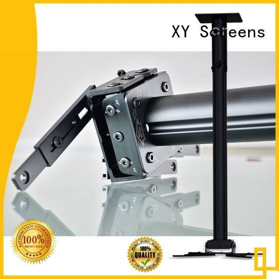 XY Screens projector bracket ceiling mount